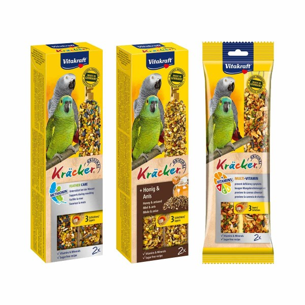 Vitakraft Kräcker Mixpaket Papagei