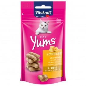 Vitakraft Katzensnack Cat Yums Käse