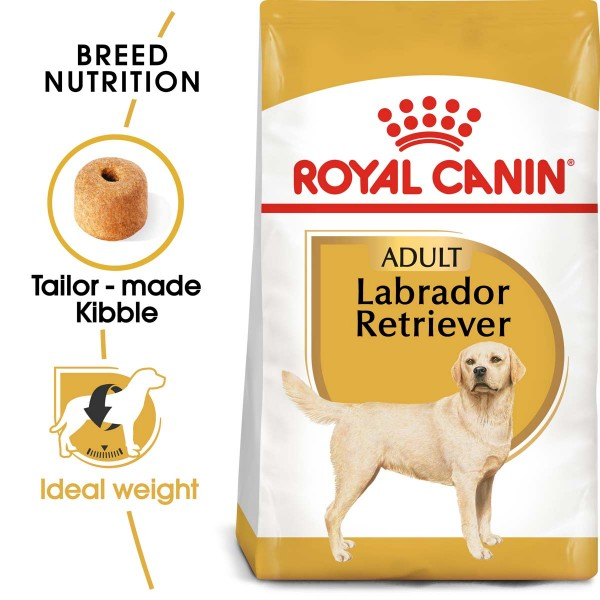 ROYAL CANIN Labrador Retriever Adult Hundefutter trocken 3kg