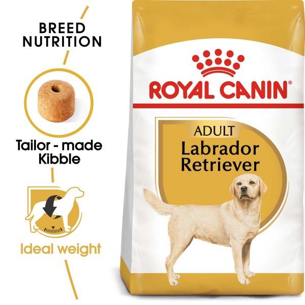 ROYAL CANIN Labrador Retriever Adult Hundefutter trocken 12kg