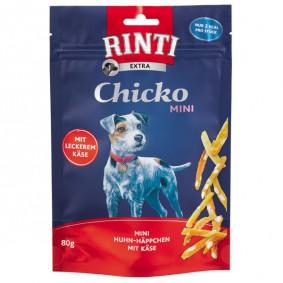 Rinti Extra Chicko Mini Huhn-Häppchen mit Käse 80g