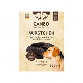 Caneo Würstchen Pferd 100g
