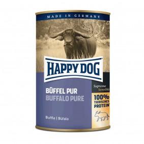 Happy Dog Büffel Pur 12x400g