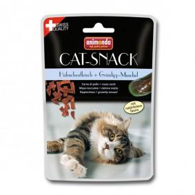 Animonda Cat Snack Hühnchenfleisch & Grünlippmuschel 45g