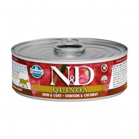 N&D Cat Quinoa Wild & Kokusnuss