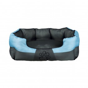 Trixie Hundebett Patty grau/blau