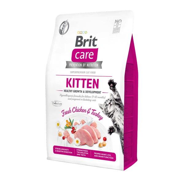 Brit Care GF Kitten Healthy Growth & Development