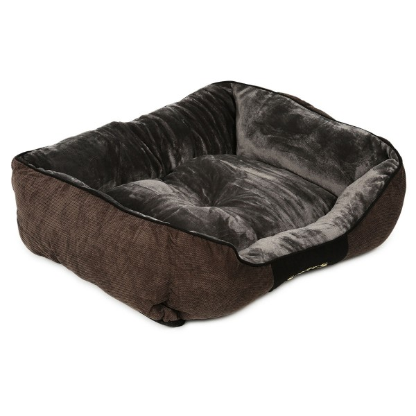 Scruffs Hundebett Chester Box Bed Grau