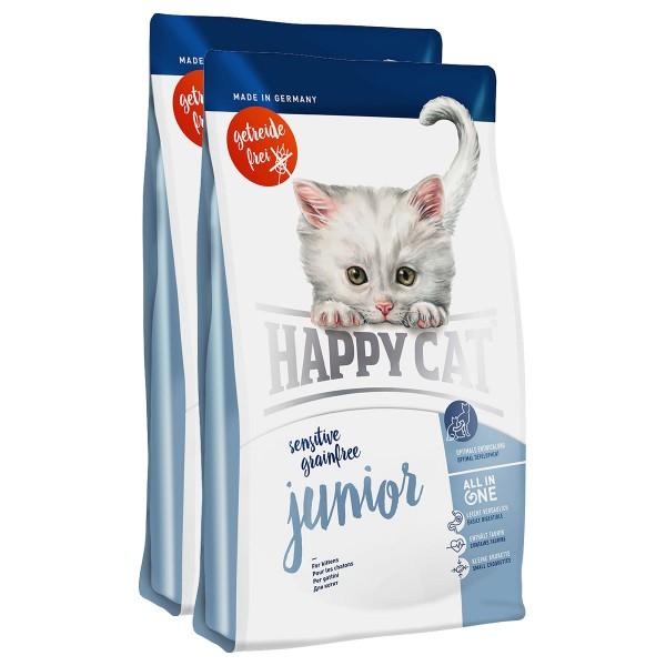 Happy Cat Sensitive 2x4kg
