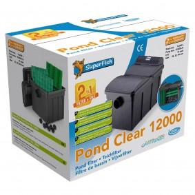 SuperFish PondClear Teichfilter mit UVC Filterung