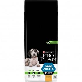 Pro Plan Large Puppy Athletic reich an Huhn & mit Reis 12kg