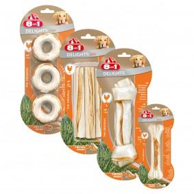 8in1 Probierpaket für große Hunde