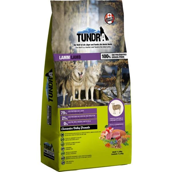 Tundra Trockenfutter Lamm - 11,34kg