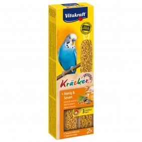 Vitakraft Kräcker Honig & Sesam 2 Stück
