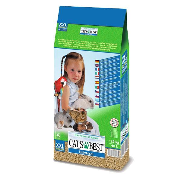 Cats Best Universal Pflanzenfaserstreu