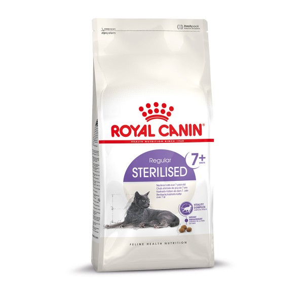Royal Canin Katzenfutter Sterilised +7