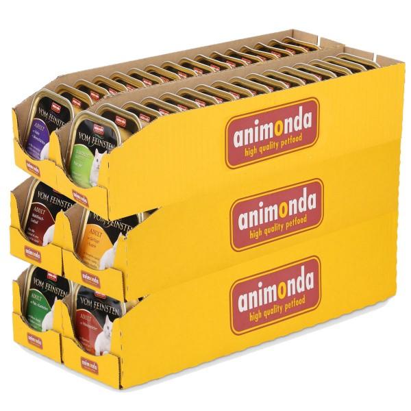 Animonda Mixpaket MegaPack 96x100g