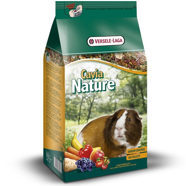 Versele Laga Nagerfutter Premium Cavia Nature