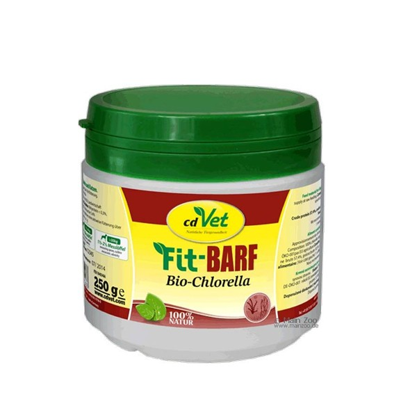 cdVet Fit-BARF Bio-Chlorella 250g
