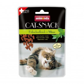 Animonda Cat Snack kuřecí maso a máta