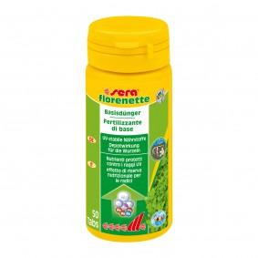Sera Aquariumdünger florenette 50 Tabs (50 ml)