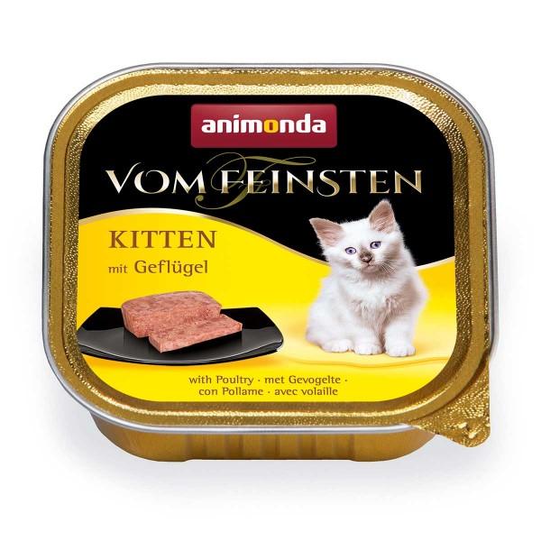 Animonda Vom Feinsten Kitten Geflügel