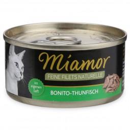 Miamor Feine Filets Naturelle Mixtray 2