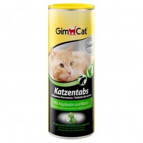 GimCat Katzentabs mit Algobiotin 425g