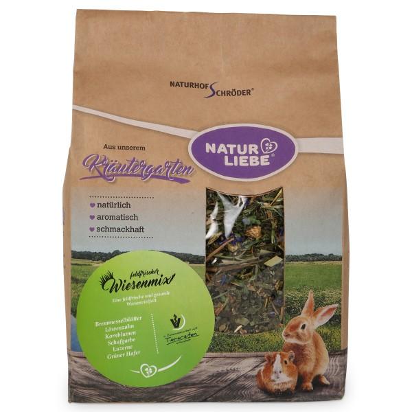 Naturhof Schröder Kräutermischung feldfrischer Wiesenmix 500g