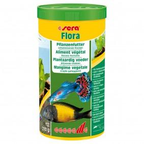 Sera Flora Pflanzenfutter, Grünfutter