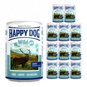 Happy Dog Wild Pur 12x400g