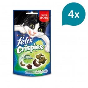 Felix Crispies mit Lamm- und Gemüsegeschmack