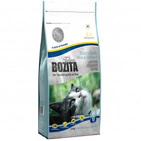 Bozita Feline Diet & Stomach-Sensitive
