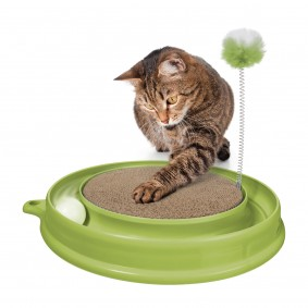 Catit Design Play-n-Scratch grün