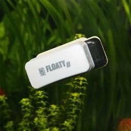 JBL Floaty mini Acryl - Der schwimmende Algenmagnet