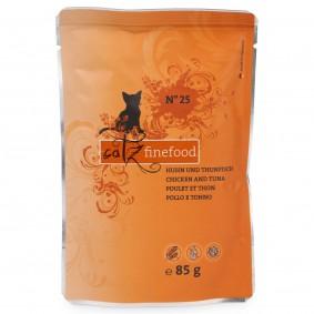 catz finefood - No. 25 Huhn & Thunfisch