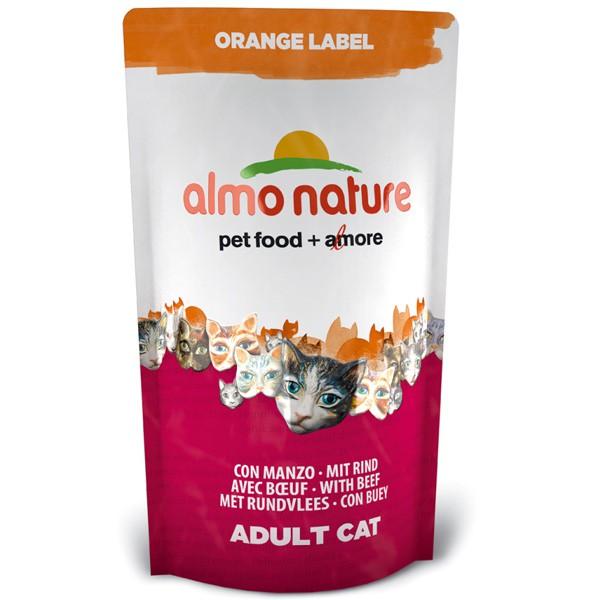 Almo Nature Orange Label Dry Rind