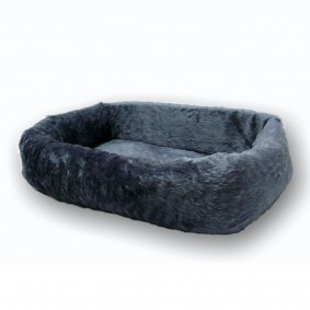 Silvio Design Tiersofa de Luxe blau