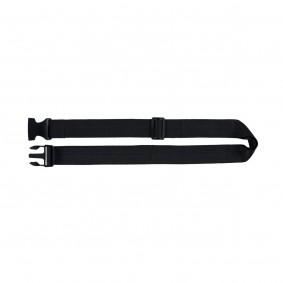 Trixie Gürtel für Snacktaschen 80-150 cm/ 38mm schwarz