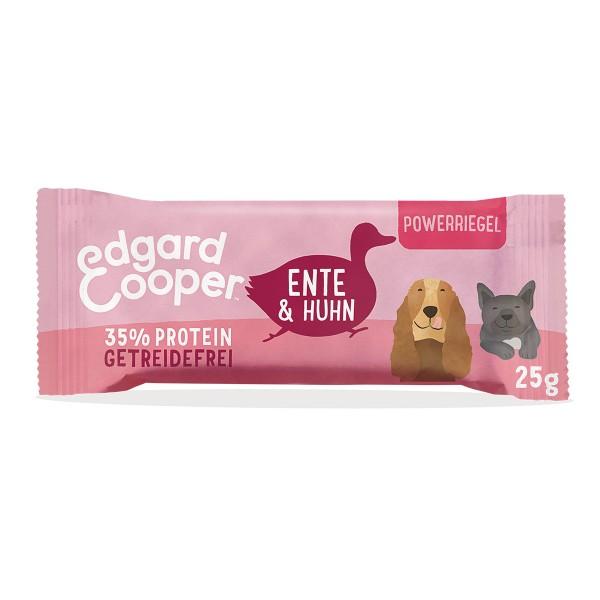 Edgard & Cooper Powerriegel Ente & Huhn