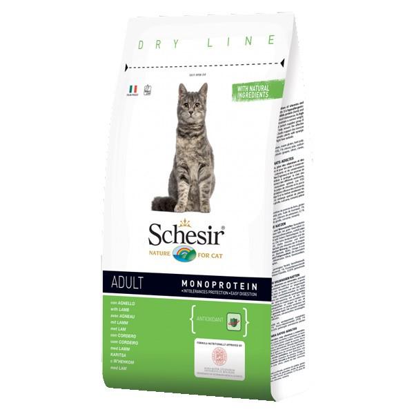 Schesir Cat Maintenance Lamm