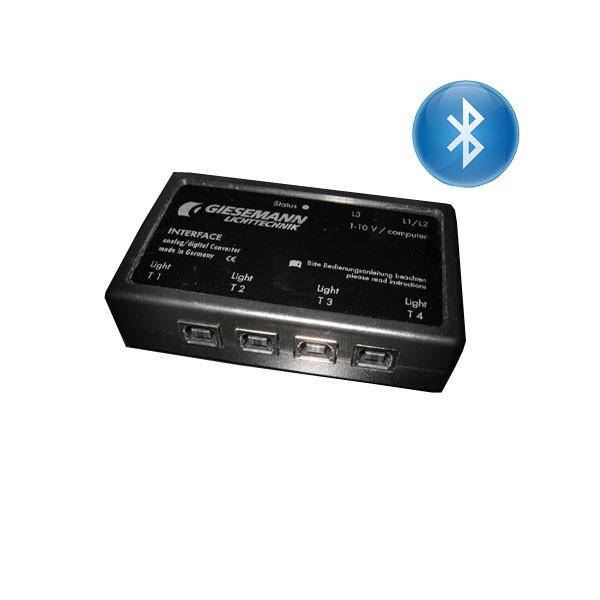 Giesemann TESZLA/TESZLA-XT/ PULZAR HO Bluetooth Interface