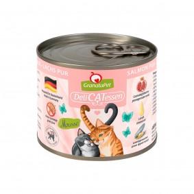 GranataPet Katze - Delicatessen Dose Lachs PUR