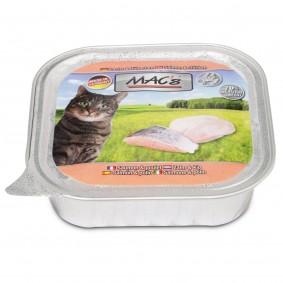 Mac's Cat Lachs & Hühnchen