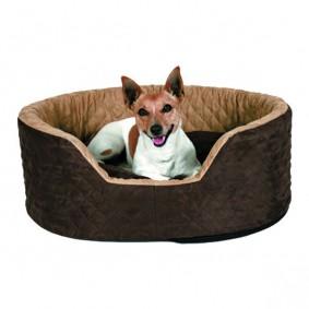 Lit pour chien Benito marron