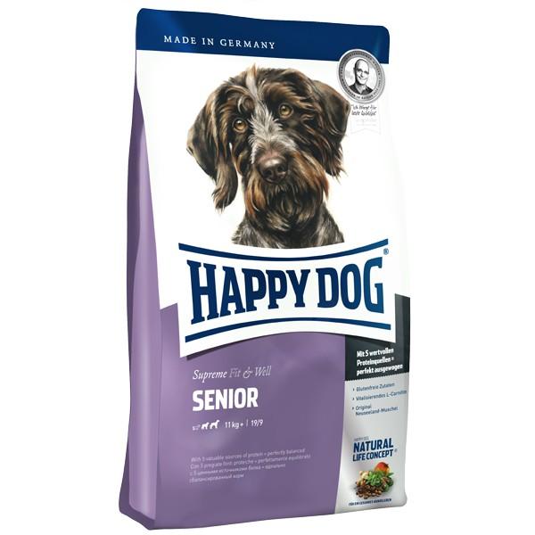 Happy Dog - Aliment pour chiens Senior