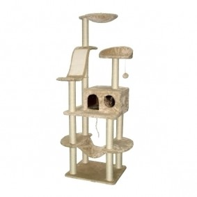Cat Dream Kletterbaum Holiday junior beige
