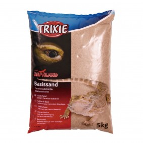 Neiße-Malxetal Angebote Trixie Basissand für Wüstenterrarien 5kg - Gelb