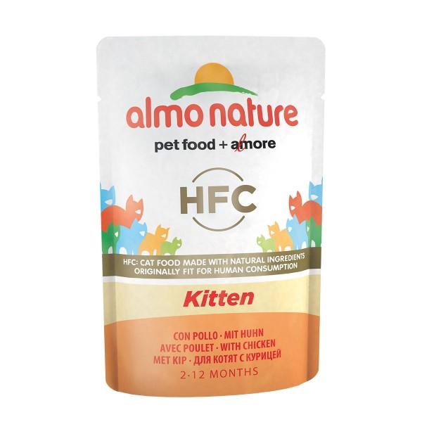 Almo Nature HFC Cuisine KITTEN