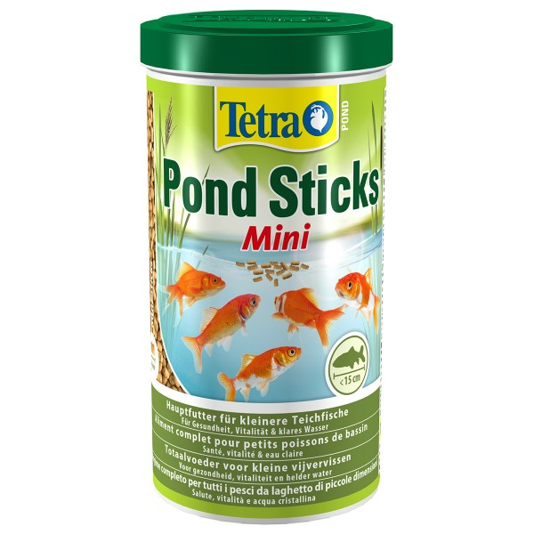 Tetra Pond Teichfutter Sticks Mini 1L